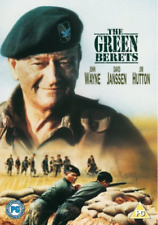 The Green Berets 1968 War Action Drama Movie DVD (uk) Region 2