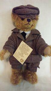 "NWT Limited Edition Hermann Spielwaren 100th Anniversary 16"" Lord Teddy Bear"