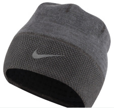 Nike Men's Dri-Fit Running Beanie Iron Grey Dri-fit reflective