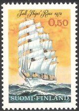 Finland 1972 Cadet Ship/Tall Ships Race/Sailing/Sail/Boats/Transport 1v n23802g