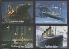 Nigerien Postal Stamps