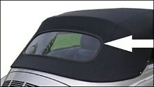 REAR WINDOW GLASS (WITHOUT DEFROSTER) 1964-early 1975 VW BEETLE CONVERTIBLES
