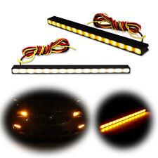 Switchback Led Daytime Running Lamp Turn Signal Lights Kit For Suvs, Trucks(Fits: Neon)