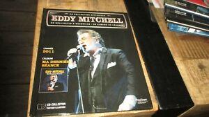 Eddy Mitchell-Lot livres illustrés cartonnés-96&2011-MR Eddy et dernière séance