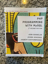 Php Programming with mySql second edition The Web Technologies series