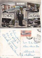 # TEMPIO PAUSANIA: SALUTI DA    1960