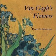 Van Gogh's Flowers,Mancoff, Debra N.,Excellent Book mon0000042847