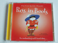 Favourite Tales - Puss In Boots (CD Album) Used Very Good