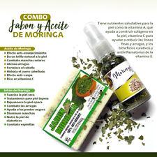 Aceite y Jabón de Moringa - Envio gratis en USA