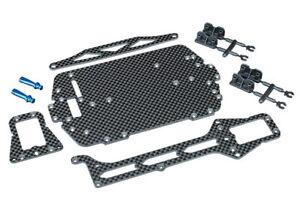 Traxxas 1/18 Rally Carbon Fiber Conversion Kit 7525