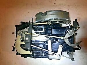 1981 MERCURY 18 HP OUTBOARD MOTOR 18HP POWER HEAD ASSEMBLY 872-9533T38 & TRIGGER