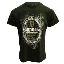 More details for guinness bottle irish label t-shirt  new (s-xxxl)