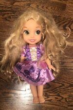 "Disney Jakks Pacific 12"" Princess Rapunzel Tangled Toddler Baby Doll"