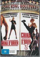 CHINA O'BRIEN / CHINA O'BRIEN 2  -  DVD - & UK Compatible -Sealed