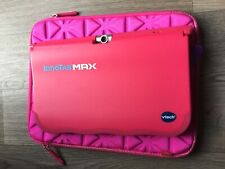 Vtech innotab max neon pink padded case New tablet Not included