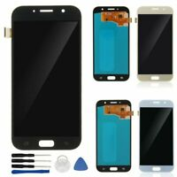 For Samsung Galaxy A72017 A720F A720DS LCD Display + Touch Screen Replacement