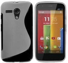 Fundas y carcasas transparentes Para Motorola Moto G para teléfonos móviles y PDAs Motorola