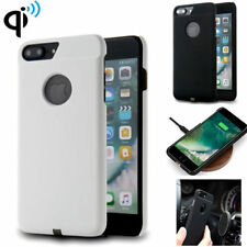 QI Wireless Charger Case fr iPhone 6 6s 7 Plus Magnetic Power Receiver Cover Pad