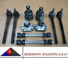 Suspension and steering front end kit CHEVY MONTE CARLO 73 to 76