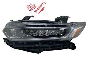 2018 2019 2020 Honda Accord Halogen LED Left Driver LH Headlight OEM 18 19 20
