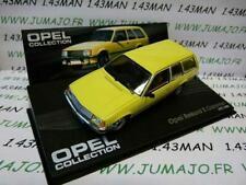 OPE78 voiture 1/43 IXO eagle moss OPEL collection Rekord E caravan 1977-1982