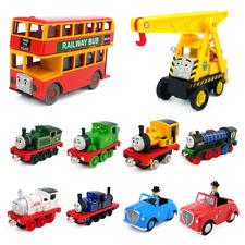 Thomas & Friend Metal Train Black Hiro Kevin Toby Bill Train Toy Kids Gift