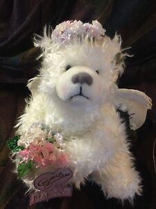 Annette Funicello Starlight Plush 12th Angel Bear NIB