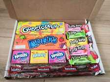 Nerds, Runts, Gobstopper-American Sweets- Gift Box-USA Candy Hamper- USA Import