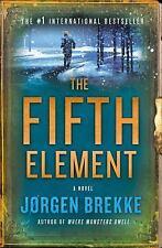 Odd Singsaker: The Fifth Element by Jørgen Brekke (2017, Hardcover)