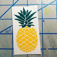 Super Cute|Pineapple|Summer|Fruit|Tropical|Magical|Vinyl|Decal|You Pick Color