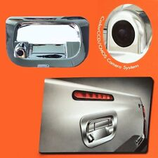 Car Rear View Reverse Camera Tailgate Cover for Toyota Hilux 2005-2012 2013 2014