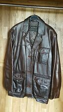 Ben Sherman Vintage Leather Jacket