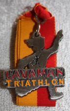 LAVAMAN TRIATHLON KAILUA  KONA HAWAII FINISHERS MEDAL 100% ORIGINAL