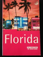 FLORIDA SIN FRONTERAS THE ROUGH GUIDE (IN SPANISH) -  RARE 1ST EDITION, AUCTION