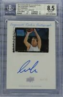 2019 UD Exquisite Collection Luka Doncic Rookie Autograph /99 BGS 8.5 *Pop 15*