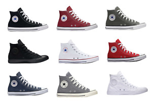 Converse CHUCK TAYLOR All Star High Top Unisex Canvas Shoes Sneakers NEW IN BOX