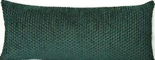 Green Cushion Cover Designers Guild Fabric Brescia Nack Pillow Cover 50x20cm
