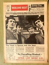 More details for 1966 midland beat no 29, spencer davis montanas, finders keepers, black diamonds
