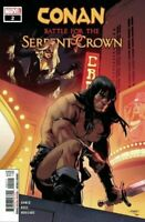 Conan Battle For The Serpent Crown #2 Main Cover Marvel Comics 2020