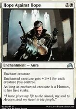 X4 Hope Against Hope  -LP- Shadows Over Innistrad MTG Card White Uncommon