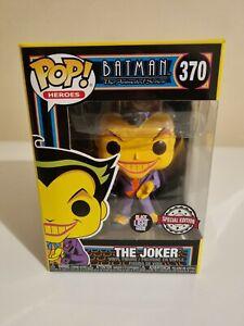 FUNKO POP! The Joker Blacklight 370 Special Edition - BRAND NEW