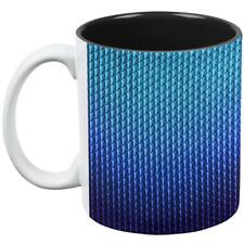 Halloween Blue Ice Dragon Scales Costume All Over Coffee Mug