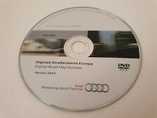 AUDI MMI 2G HIGH 2010 DVD SAT NAV MAP A4 A5 A6 A7 A8 Q7 4E0060884CC