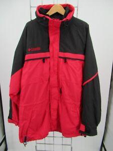 H1804 Men's Columbia Weatherproof Snowboarding Windbreaker Jacket Size L