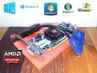 HP Pavilion p7-1500t p7-1500z p7-1510 p7-1512 Dual Monitor VGA Video Card