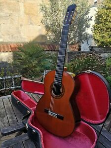 1986 K YAIRI CY140 CLASSICAL GUITAR - FREE UK DELIVERY