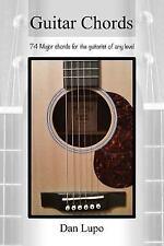 Guitar Chords - Major Chords by Dan Lupo (2016, Paperback)