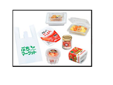 R042 Supermarket Series Instant Food Canned Salmon Rice Miniature Rement #3 2018