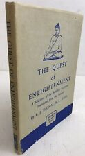 The Quest of Enlightenment - Thomas - 1st Ed - 1950 - Hardback w/ Dust Jacket