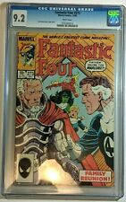 Marvel Fantastic Four 273 CGC 9.2 John Byrne art and story 1984